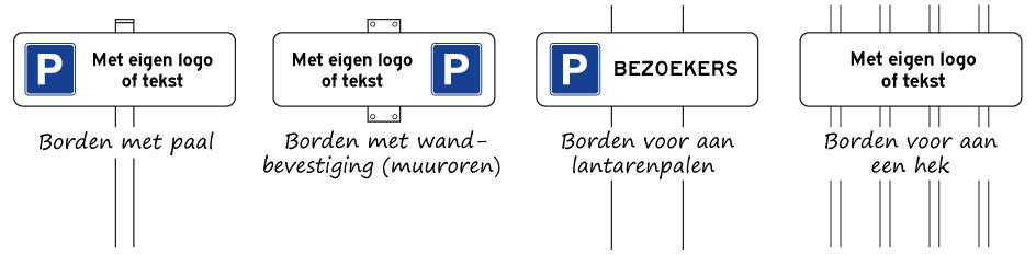 parkeerborden-mogelijkheden