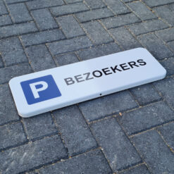 parkeerbord_bezoekers