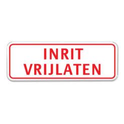 inrit_vrijlaten-bord