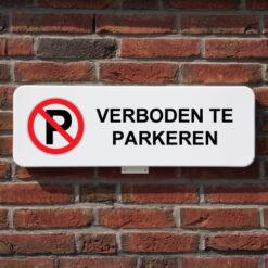 niet-parkeren-bord