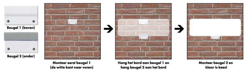 parkeerbord-muurbeugels-montage-handleiding