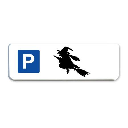 parkeerbord heks