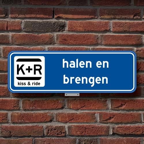 parkeerbord-kiss-and-ride-muur