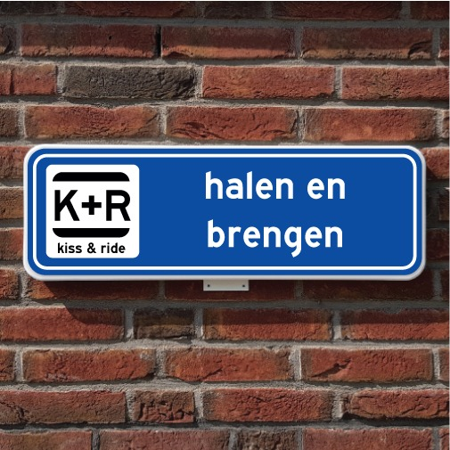 parkeerbord-kiss-and-ride
