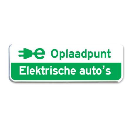 parkeerbord-oplaadpunt