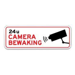 camerabewaking-bord