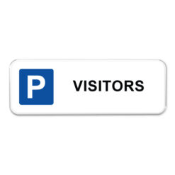 parkeerbord-visitors