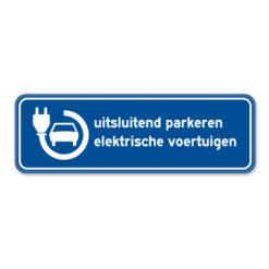 parkeerbord-elektrische-voertuigen-iv