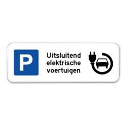 parkeerbord_elektrische_voertuigen