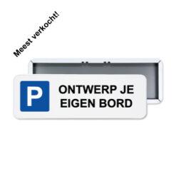 parkeerbord_zelf_ontwerpen