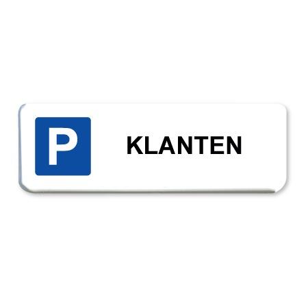 parkeerbord-klanten