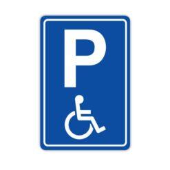 parkeerbord minder validen