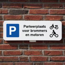 parkeerbord-brommers-motoren