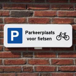 parkeerbord-fietsen