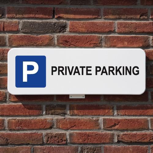 bord privat parking