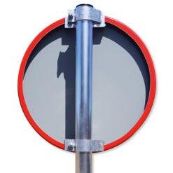 verkeersbord-rood-rond-met-paal-en-beugels