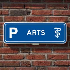 parkeerbord-arts