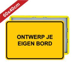 bord-geel-dor-60x40cm-liggend