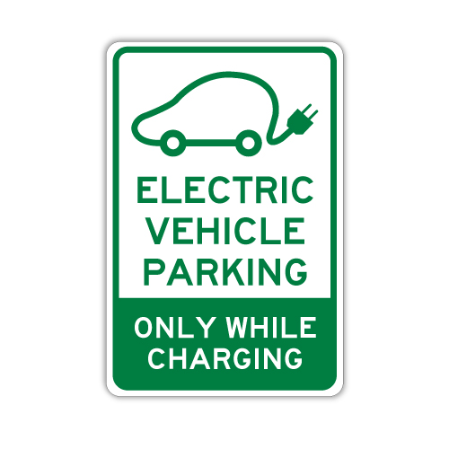 bord-electric-vehicle-parking-60x40cm