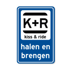 bord-kiss-and-ride-60x40cm