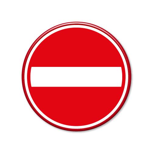 verkeersbord-eenrichtingsverkeer-c02