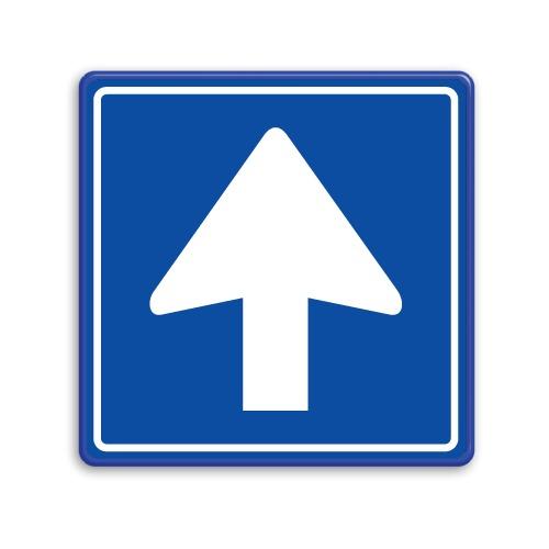 verkeersbord-eenrichtingsweg