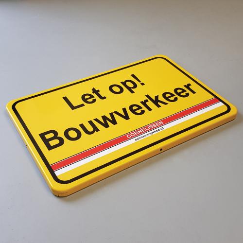 verkeersbord-geel-zelf-ontwerpen