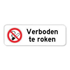 bord-verboden-te-roken