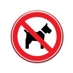 bord_verboden-voor-honden_III