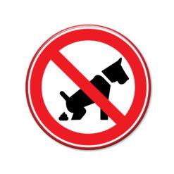 bord_verboden-voor-hondenpoep