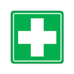 ehbo-bord-groen